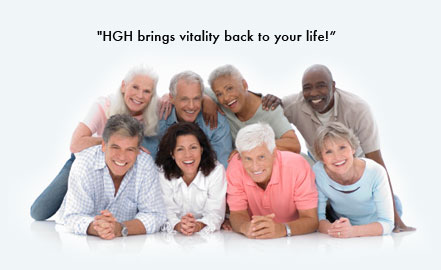 HGH Replacement Therapy for Adults