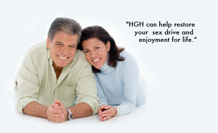 What are the benefits of using HGH?